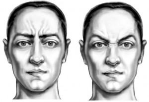 Izquierda: AU4, derecha: AU9